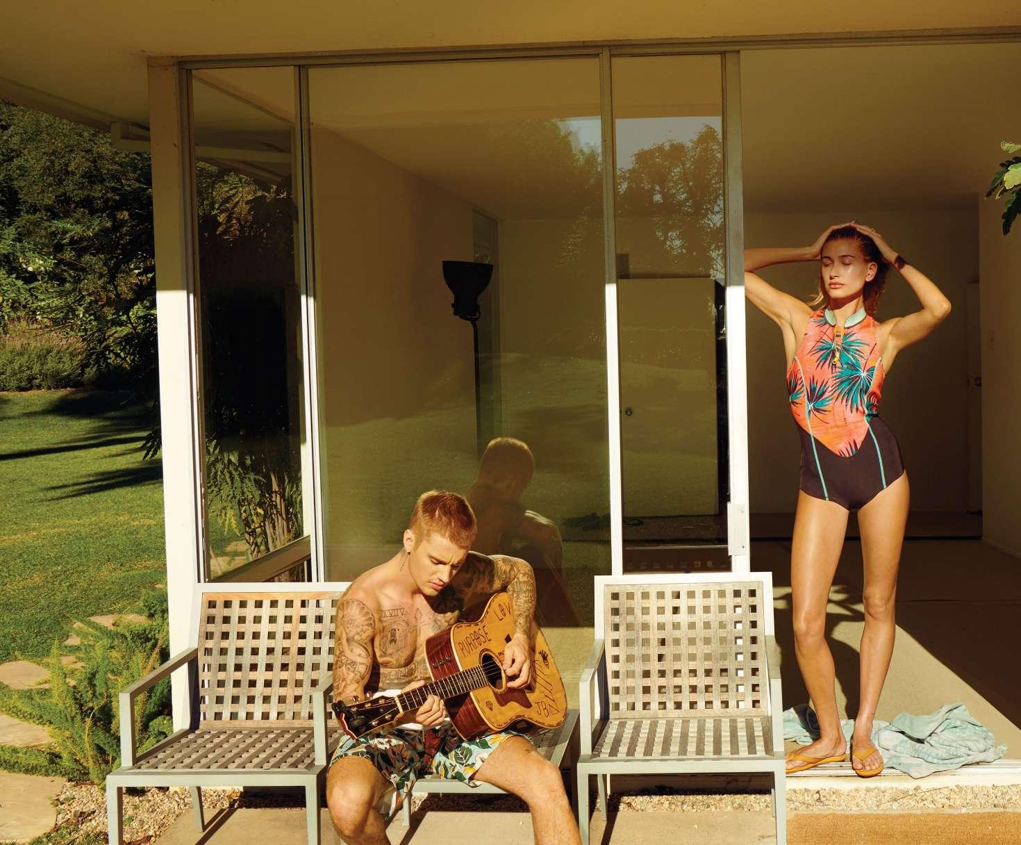 Жастин Бибер: Хейли миний амьдралыг өөрчилсөн